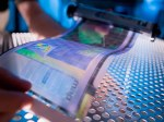Flexible displays are likely to be a reality by 2010 or 2011. (Philip Spears for Wired).