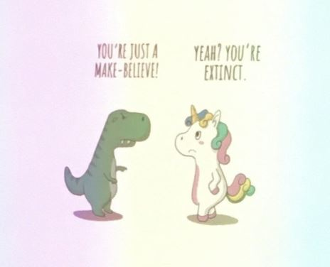 dino unicorn cartoon